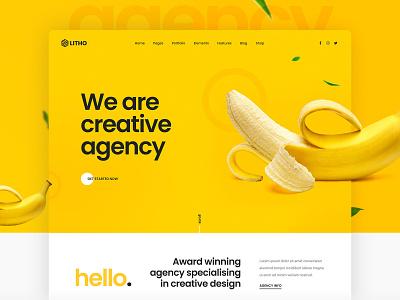 Litho - Elementor WordPress Theme - Design Agency woocommerce