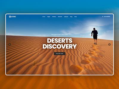 Litho - Elementor WordPress Theme - Travel Agency travel woocommerce