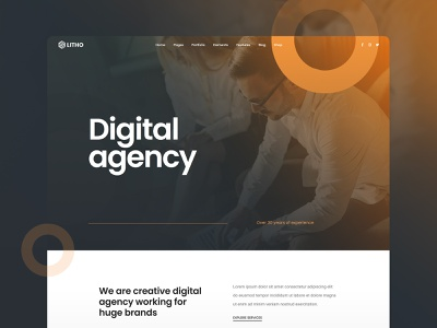 Litho - Elementor WordPress Theme - Digital Agency woocommerce