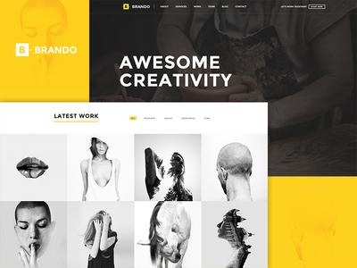 Brando - Design Agency
