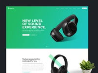 LeadGen - Multipurpose Marketing Landing Page