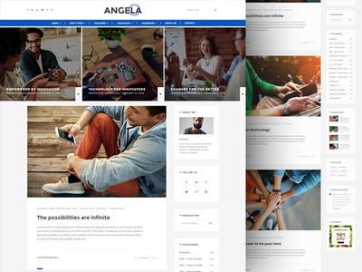 Paperio - Responsive and Multipurpose WordPress Blog Theme