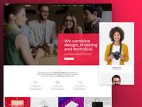 Pofo WordPress Theme - Innovation Agency