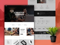 Pofo WordPress Theme - Start-up
