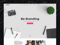 Pofo WordPress Theme - Web Agency