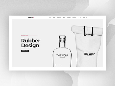 Pofo WordPress Theme - Creative Branding Agency