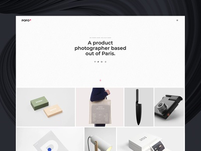 Pofo WordPress Theme - Portfolio Photographer