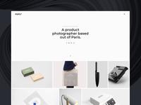 Pofo WordPress Theme - Portfolio Photographer