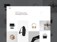 Pofo WordPress Theme - Portfolio Minimal