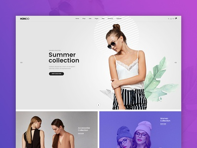Hongo WooCommerce WordPress Theme - Fashion