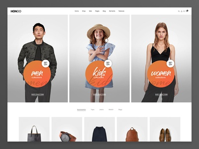 Hongo WooCommerce WordPress Theme - Lifestyle
