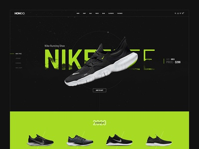 Hongo WooCommerce WordPress Theme - Shoes