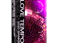 Love Tempo Flyer