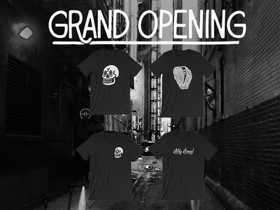 Shop Grand Opening!