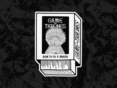 Game Of Thrones Video Game Cartridge