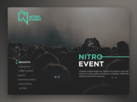 NitroEvent Site Design