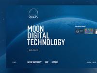 Moon Digital - Landing Page