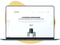 Swisscell UK - Landing Page