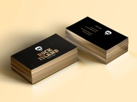 Rock Island business cards