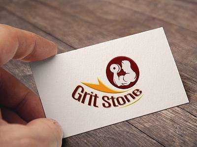 Grit Stone Logo design logo