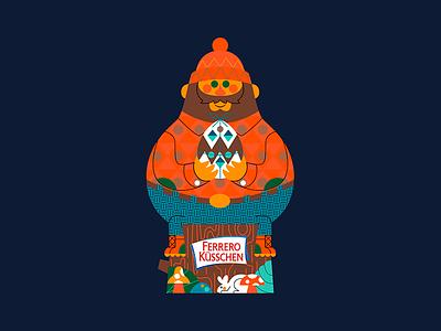 KARL branding character design vector jhonny núñez ilustración illustration
