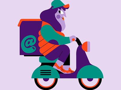 @t! character design jhonny núñez ilustración illustration