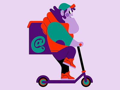 @t! freelance illustrator graphic design character design jhonny núñez ilustración illustration