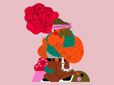 CHICANO jhonny núñez ilustración illustration