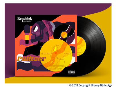 PULITZER by Kendrick Lamar