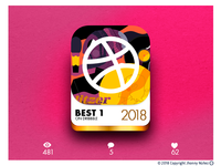 BEST ONE ON DRIBBBLE 2018