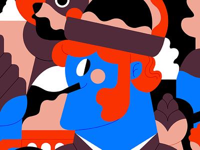 #PANTONERO 2020 - Nº10 madewithadobe colombian illustrator pantonero 2020 pantonero jhonny núñez ilustración illustration