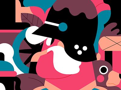 #PANTONERO 2020 - Nº11 pantonero 2020 jhonny núñez ilustración illustration