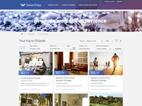 Travel Category Page