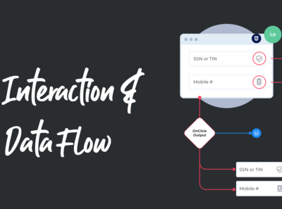 IX Design and Data Flow Diagramming - But Sexy