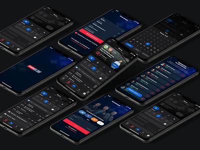 Stavka TV iOS: Dark theme tipster tips dark theme dark stavkatv stavka