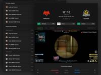 Scores24: Cybersport CS GO Live match
