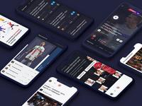 Stavka TV: Main page responsive