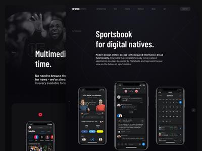 Rewind - Sportsbook presentation