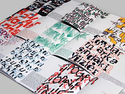 TYPOGRAPHIC WRITINGS graphic design book design illustrations book