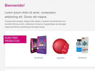 VetPharma website