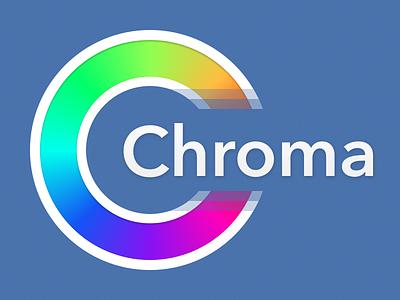 Chroma logo chroma chrome webapp