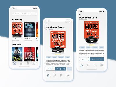 Book Reader App reader book share socialshare social app design app uidesign design ui