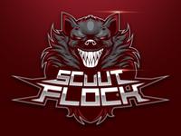 Scout Flock esport logo