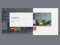 Old Fox e-commerce - Home page