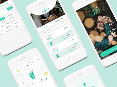 Multiple-wallet loyalty app earn banking rewards loyalty wallet app design