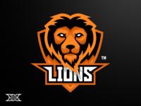 lions esports logo