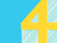 36 Days of Type - 4