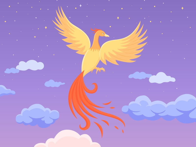 36 Days of type - Y fire bird stars phoenix y 36days-y 36daysoftype 36 days of type texture letter illustrator illustration type shadow colour vector light adventure sky cloud