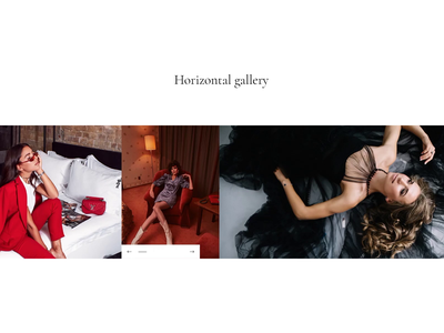 L'Officiel Ukraine: Gallery beauty grid luxury motion principle scroll brand website transition style magazine layout interaction fashion animation after effect ui minimal clean gallery