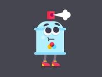 Mr. Fatcap
